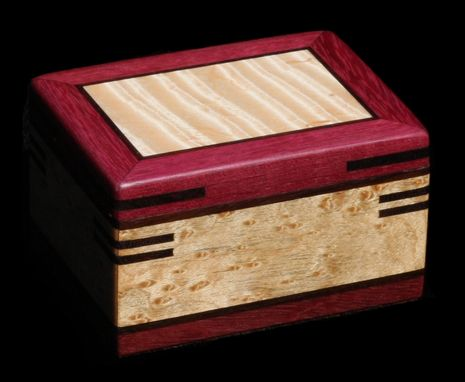 Custom Made Harlequin Box
