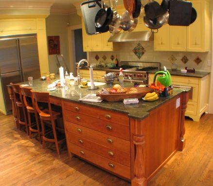 Custom Made Emory Kitchen