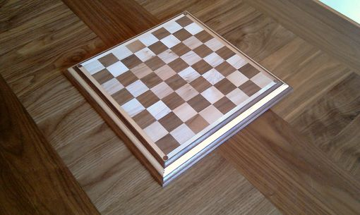 Custom Made Chess Board