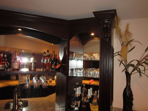 Custom Made Custom Bar