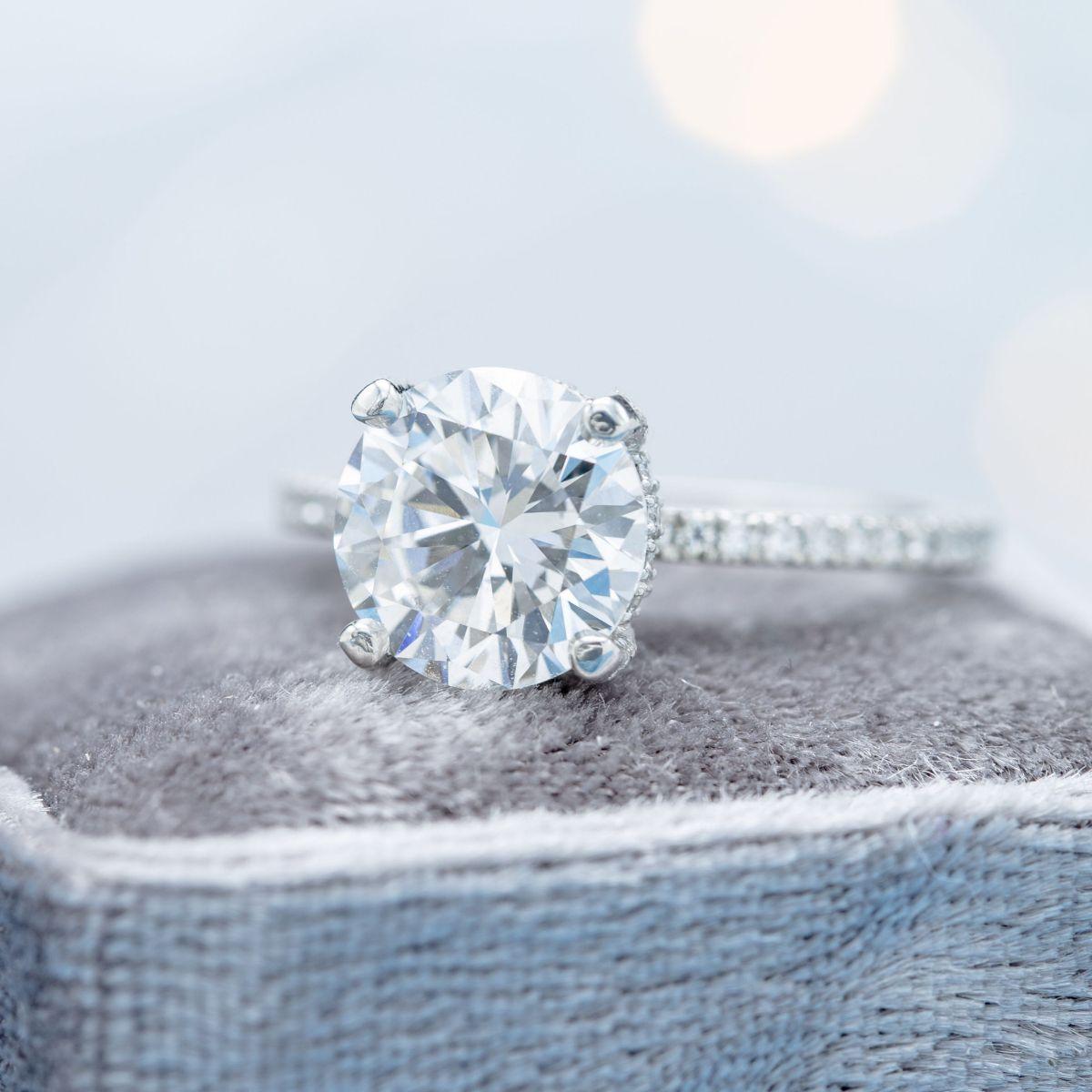 Diamond Alternatives: Lab-Created, Moissanite, Cubic