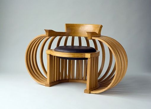 Custom Made Torus Chair