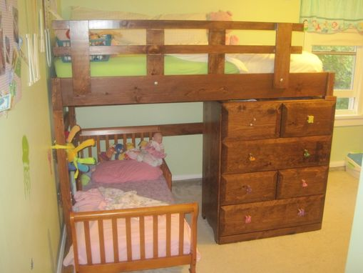 Hand Crafted Captain Beds By Kinderling Wood Custommade Com