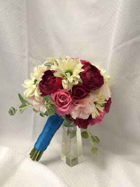 Custom Made Silk Replica Wedding Bouquet