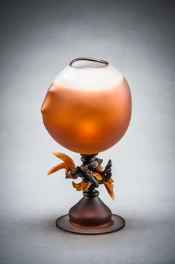 Custom Made Stemware Sculpture