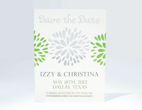 Custom Made Letterpress, Laser Cut, And Wood Engraved  Wedding Invitations And Stationery