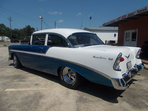 Custom Made Stanley's 1956 Chevrolet