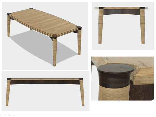 Custom Made Dining Table In Various Sizes