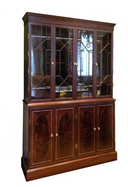 Custom Made Governor's Armoire