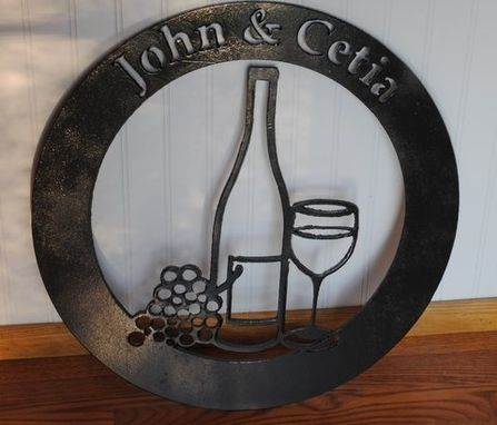 Custom Made Cooking & Entertaining -  Metal Decor, Trivets, Fire Rings
