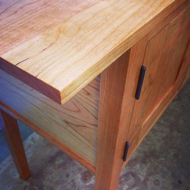 Custom Made Cherry Sideboard