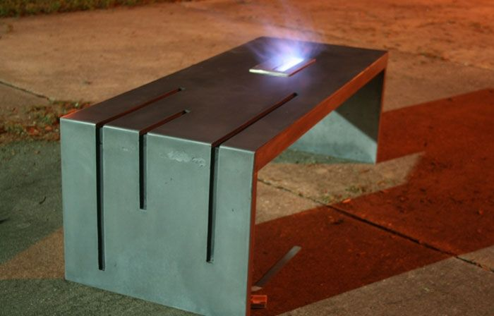 Custom Made Monolithic Concrete Fire Table By B 233 Ton Studio Custommade Com