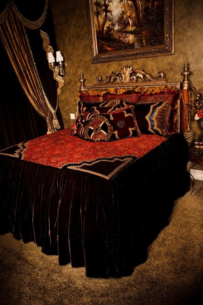 Remarkable Custom Made Upscale Comforter Set Luxury Bedding By Ttt Llc Download Free Architecture Designs Meptaeticmadebymaigaardcom