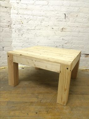 Custom Made Reclaimed Pallet Coffee Table