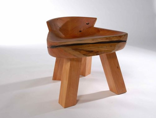 Custom Made Lotus Chair