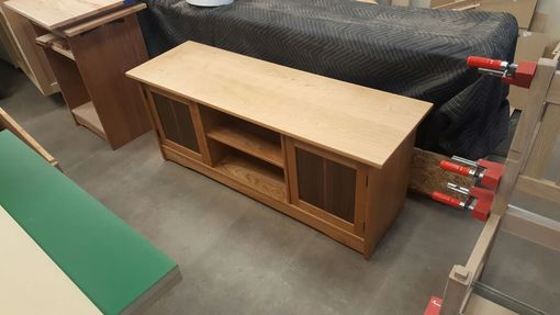 Custom Made Tv Entertainment Cabinet