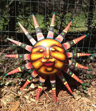 Custom Made Southwestern Sun