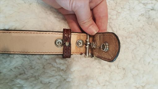 Custom Made Hand Tooled Belts (Made To Order)