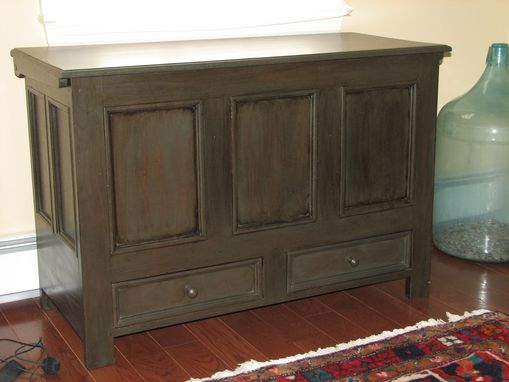 Custom Made Replica 1640 Chest With Drawers