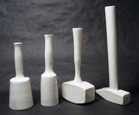 Custom Made Hammerz Vases