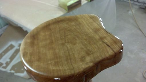 Custom Made Three Legged Stool