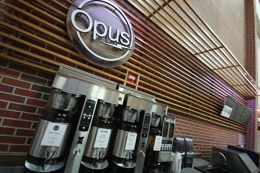 Custom Made Opus | Coffee Kisok