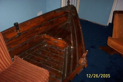 Custom Made Nautical Furniture