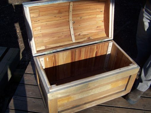 Custom Made Maple Chest