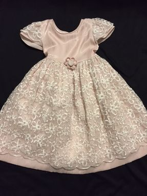 Custom Made Custom Made Children's Special Occasion Dress, Flower Girl, Junior Bridesmaid