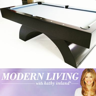 Custom Made Arched Pooltable Billiards Game !  Easter Promo Pool Table Sale !