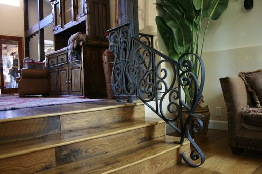 Custom Made Custom Hand Railing