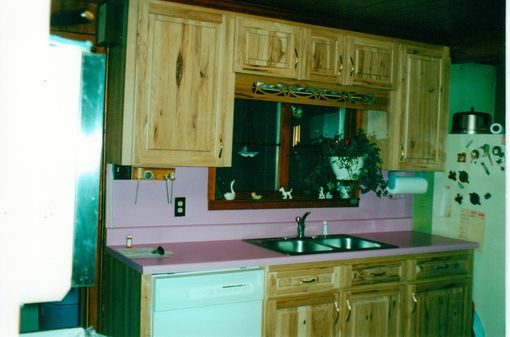 Custom Made Kitchen Reface