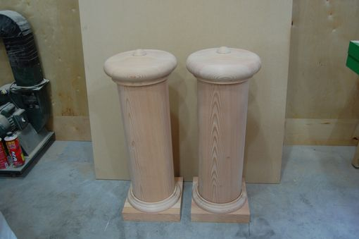 Custom Made Heritage Restoration Newel Post