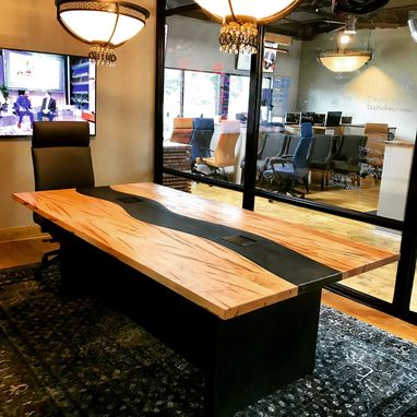 Custom Made Ambrosia Maple Conference Table