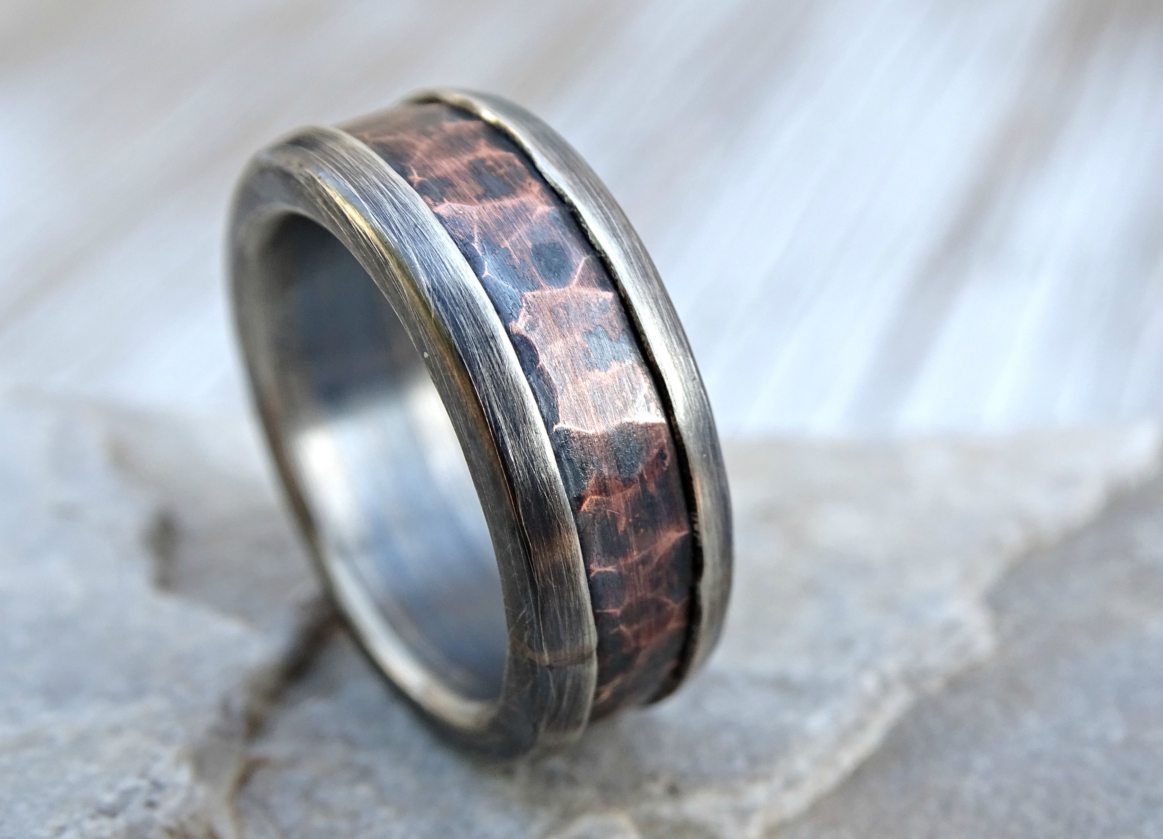 wedding of season camouflage this rings duck mens