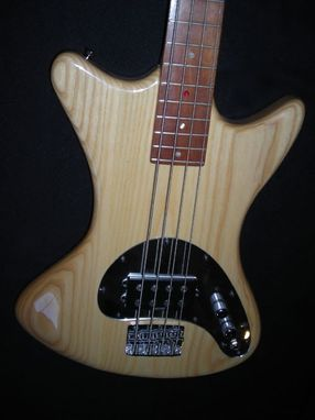"Custom Made The ""Space"" Bass"