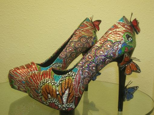 Custom Made Custom Shoe Set