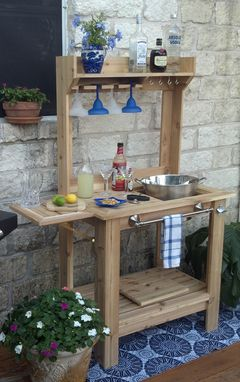 Custom Made Outdoor Bar