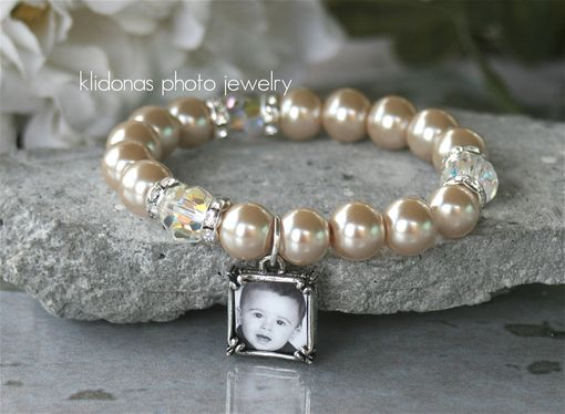 Custom Made Brides Bracelet, Wedding Bracelet, Wedding Jewelry, Brides Jewelry