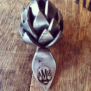 Custom Made Amb Beer Tap Top