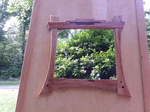 Custom Made Greene & Greene Inspired Mirror