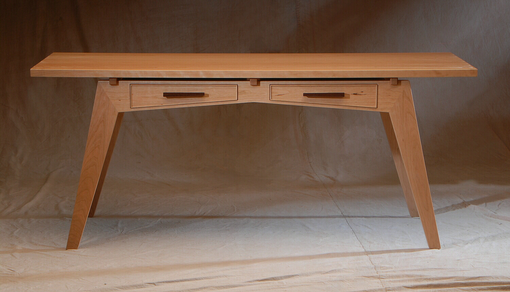 Custom Made Mid Century Modern Desk