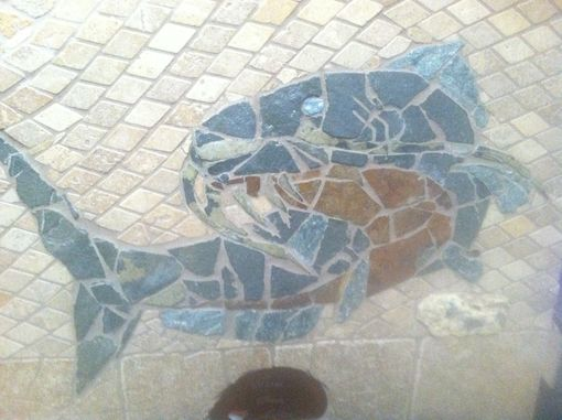 Custom Made Tile Mosaic