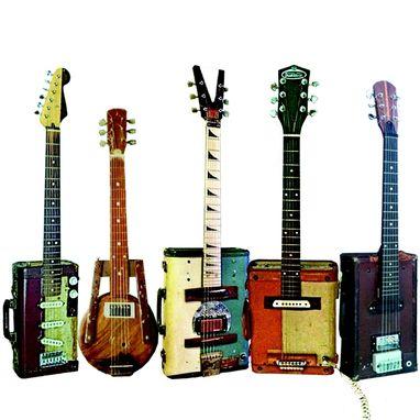 handmade custom homemade antique electric guitars by jeff conley designs. Black Bedroom Furniture Sets. Home Design Ideas