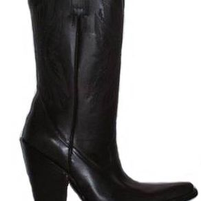 2ed4fb7d0f4b87 Mens High Heel Cowboy Boots Up To 5 Inch High by Miguel Jones