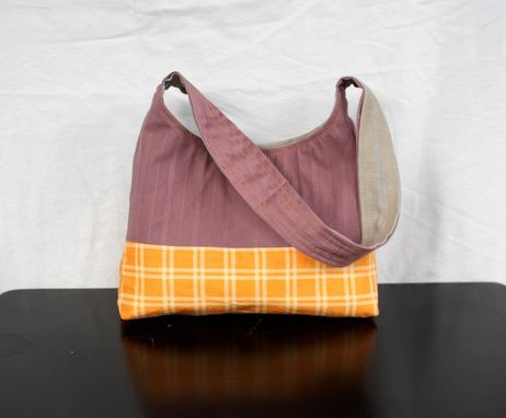Custom Made Women's Small Shoulder Purse, Handbag