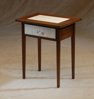 Custom Made Shaker End Table