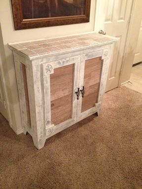 Custom Made Handcrafted Rustic Buffet