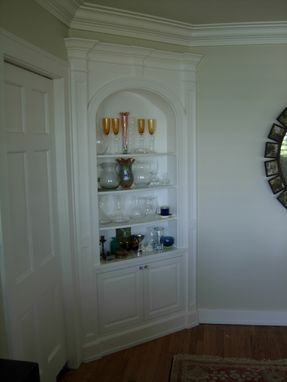 Custom Made Dining Room Built-Ins