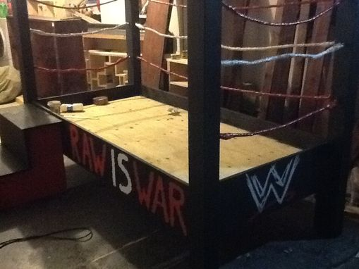 Custom Made Wrestling Ring Bed